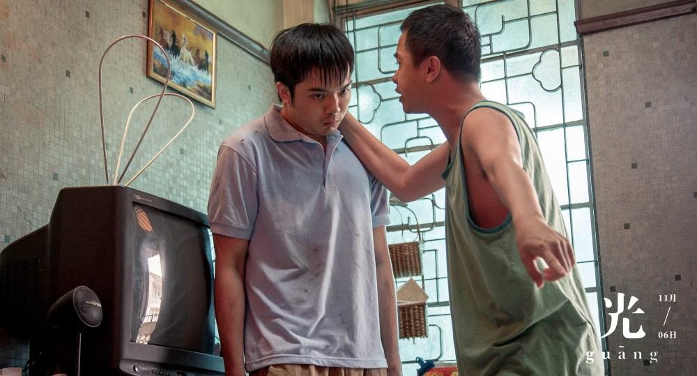 电影《光》首映礼在京举办,以家人之名点亮追梦之光
