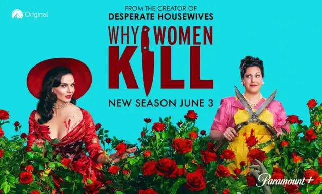 不愧是神剧,一上来就高能,实在太好奇《致命女人2》后续剧情了